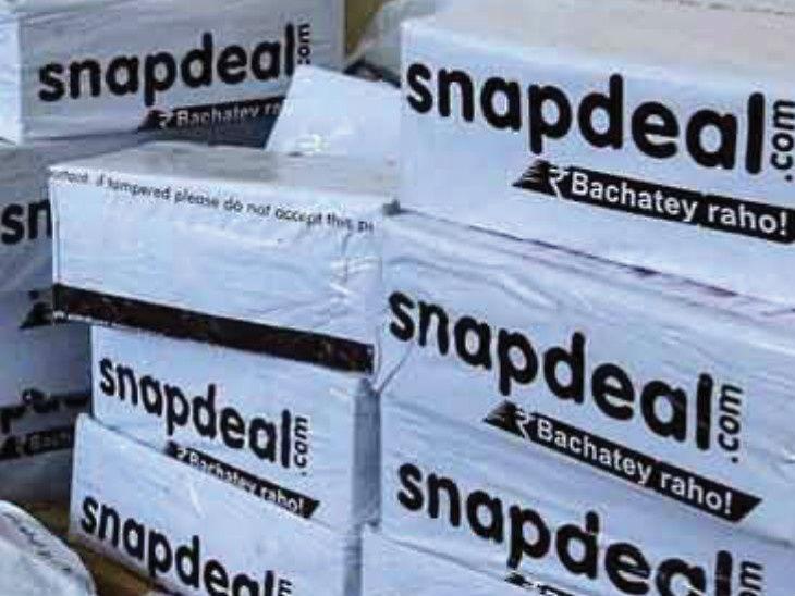 ई-कॉमर्स कंपनी Snapdealच्या संस्थापकांविरोधात फसणुकीचा गुन्हा दाखल; बोगस सामान पाठवल्याचा केला आरोप|बिझनेस,Business - Divya Marathi