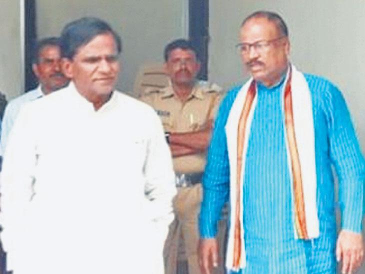 DvM Special : केंद्रीय राज्यमंत्री दानवे यांच्या निवासस्थानी अब्दुल सत्तारांची भेट, बंद दाराआड झाली चर्चा|औरंगाबाद,Aurangabad - Divya Marathi