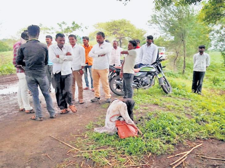 प्रियकराच्या घरी भेटीला गेलेल्या चंद्रपूर येथील तरुणीला नातेवाइकांची बेशुद्ध पडेपर्यंत मारहाण, रुग्णालयात दाखल|औरंगाबाद,Aurangabad - Divya Marathi