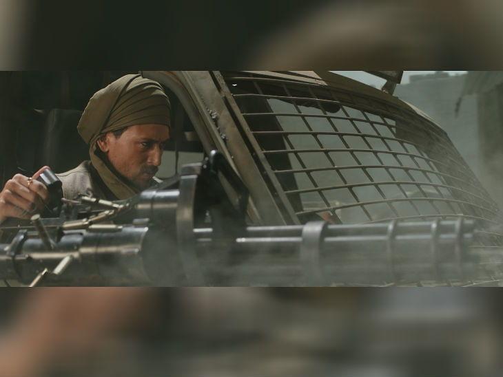 'वॉर' चित्रपटात जगातील सर्वात शक्तिशाली मशीन गन 'गॅटलिंग' चालवताना दिसणार आहे टायगर श्रॉफ| - Divya Marathi