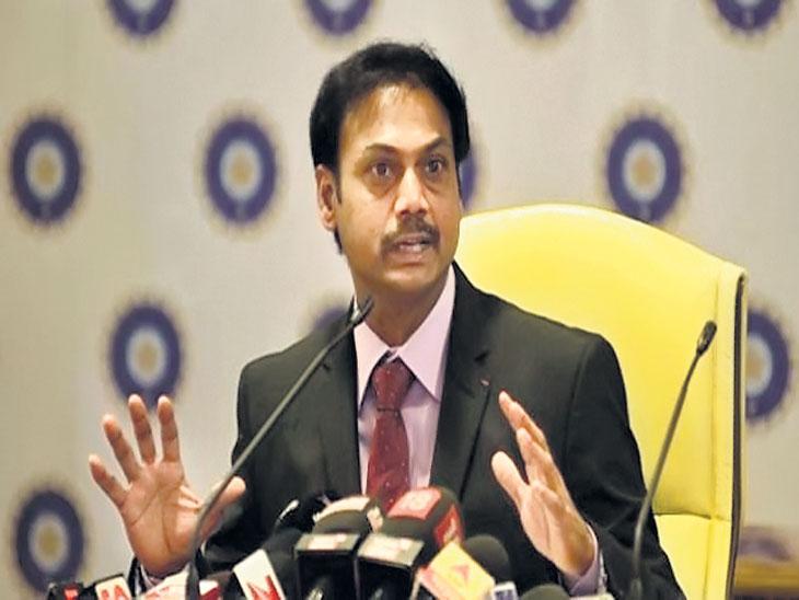 Sport News : अध्यक्ष प्रसाद यांची स्पष्टाेक्ती : क्रिकेटचे अधिक सामने खेळल्याने परीपूर्ण हाेत असल्याचा गैरसमज क्रिकेट,Cricket - Divya Marathi