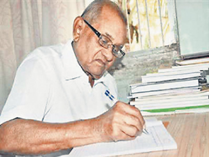 DvM Special : ज्येष्ठ साहित्यिक रा. रं. बोराडे यांचा साहित्य संमेलनाच्या अध्यक्षपदासाठी  नकार|औरंगाबाद,Aurangabad - Divya Marathi