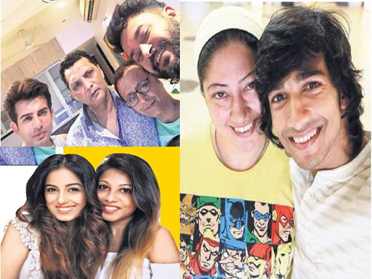 Friendship Day : या टीव्ही कलावंतांसाठी त्यांचे मित्र आणि मैत्री यांचे स्थान आहे सर्वात महत्वाचे, जाणून घेऊयात त्यांच्या मैत्रीविषयी | - Divya Marathi