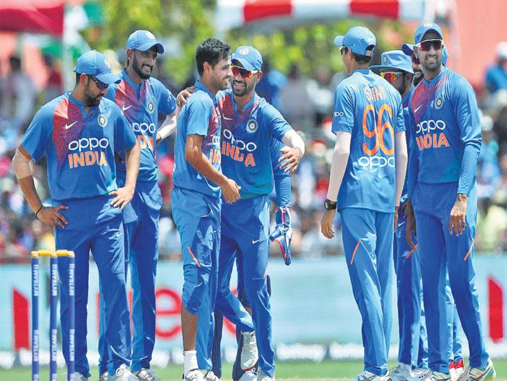 टीम इंडियाचा मालिका विजय, मालिकेत २-० ने विजयी आघाडी; उद्या तिसरा व शेवटचा सामना गयानामध्ये देश,National - Divya Marathi