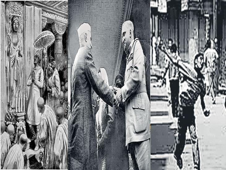 काश्मीरची  पूर्ण कथा : स्वातंत्र्यानंतर २ वर्षांनी १९४९ मध्ये कलम ३७० बनवले होते, आता ७० वर्षांनी निष्प्रभ| - Divya Marathi