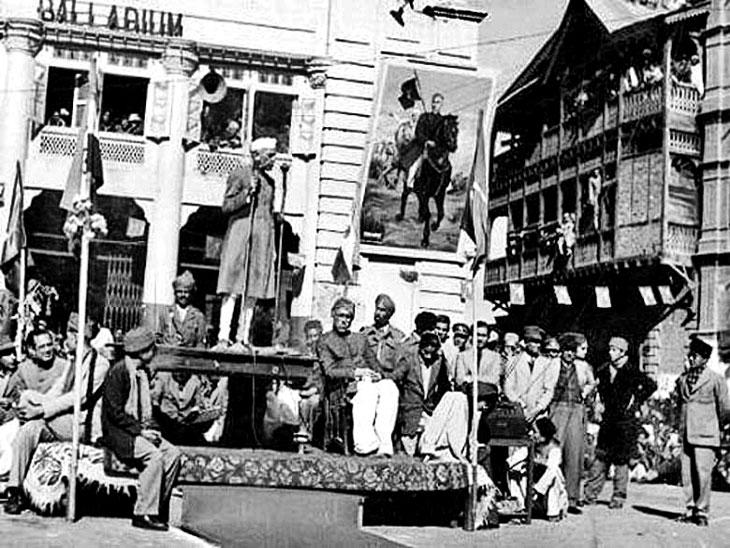 १९५० च्या दशकात जम्मू-काश्मीरला जाण्यासाठी केंद्र सरकारकडून परवाना घ्यावा लागत होता|देश,National - Divya Marathi