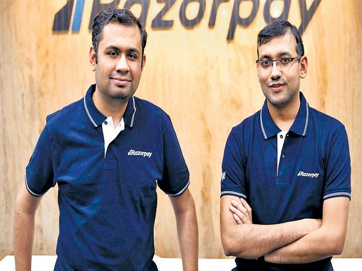 'रेझर-पे'ची कल्पना १०० बँकांनी फेटाळली होती, आता पाच वर्षांनंतर याद्वारे वार्षिक ३५ हजार कोटींची होते देवाण-घेवाण| - Divya Marathi
