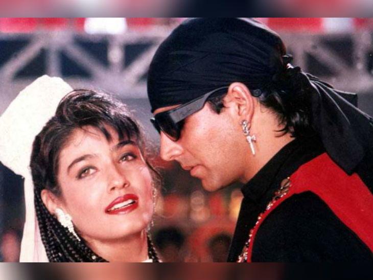 रवीना टंडनमुळे 'नच बलिये 9' मध्ये जाणार नाही अक्षय कुमार, एकेकाळी एकमेकांना करायचे डेट| - Divya Marathi