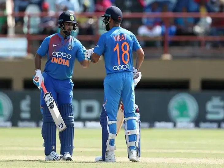 वेस्ट इंडीजविरोधात भारताचा मालिका विजय देश,National - Divya Marathi