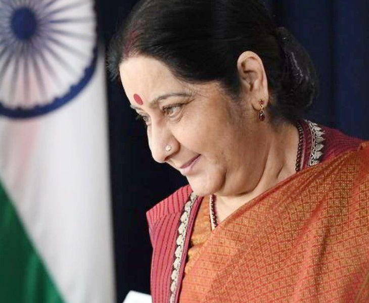 सुषमा स्वराज यांच्या निधनाबाबत राहुल गांधी,  लता मंगेशकरसह राजकीय नेत्यांनी सोशल मीडियावर व्यक्त केल्या भावना  - Divya Marathi