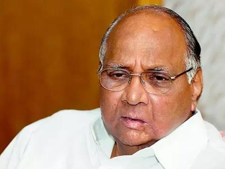 राष्ट्रवादी हा फक्त मराठ्यांचा पक्ष; इतर जाती-धर्मातील कार्यकर्त्यांना पक्षात स्थान दिले जात नाही, पवारांच्या नावे निनावी पत्र व्हायरल  - Divya Marathi