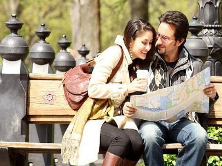 49 वर्षांचा झाला आहे सैफ अली खान, मुलगी सारा आणि पत्नी करिनाने शेअर केले खास फोटोज| - Divya Marathi