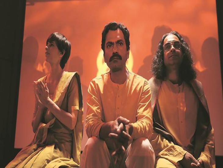 Sacred Games नंतर प्रचंड Busy झालाय 'गणेश गायतोंडे'... सलग तीन-तीन चित्रपटांचे करणार शूटिंग| - Divya Marathi