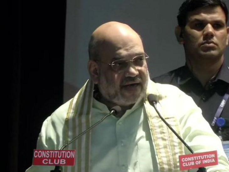 'तीन तलाकसारखी कुप्रथा बंद केली नसती, तर भारतीय लोकशाहीवर हा सगळ्यात मोठा डाग असता'- अमित शाह  - Divya Marathi