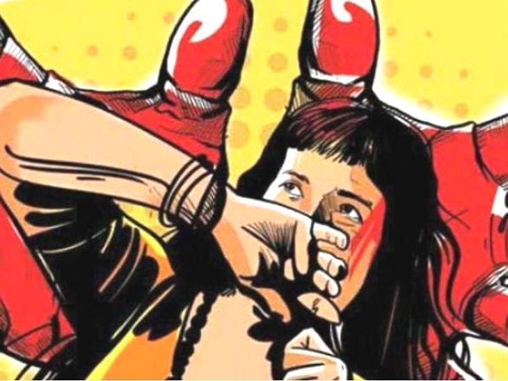 आईनेच अल्पवयीन मुलीला देह व्यापारात ढकलले, भावानेही केला अत्याचार; पाच जणांना अटक|मुंबई,Mumbai - Divya Marathi