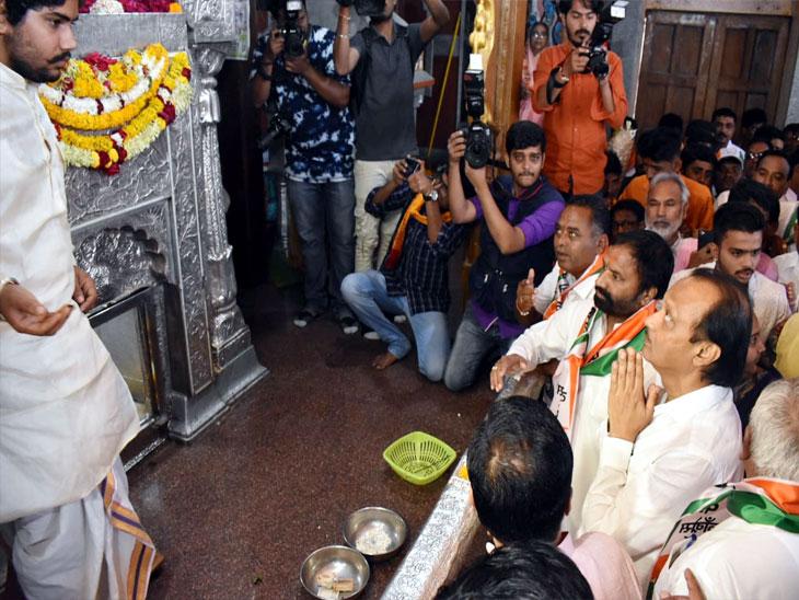 राष्ट्रवादीच्या शिवस्वराज्य यात्रेला आजपासून पैठण येथून पुन्हा सुरुवात; राज्यातील पुरपरिस्थितीमुळे तुर्तास स्थगित केली होती यात्रा  - Divya Marathi