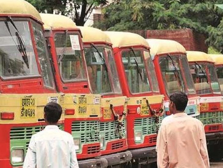 दिवाकर रावते यांच्या हस्ते व्हीटीएस प्रणालीचा प्रारंभ, एसटी बसच्या लोकेशनची माहिती प्रवाशांना मिळणार|मुंबई,Mumbai - Divya Marathi