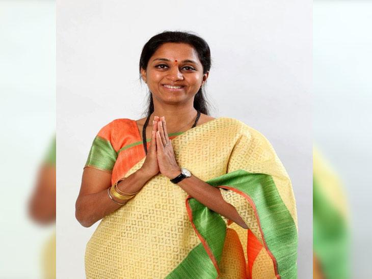 MahaElection: खासदार सुप्रिया सुळे यांचा २३ ऑगस्टपासून संवाद दौरा...| - Divya Marathi