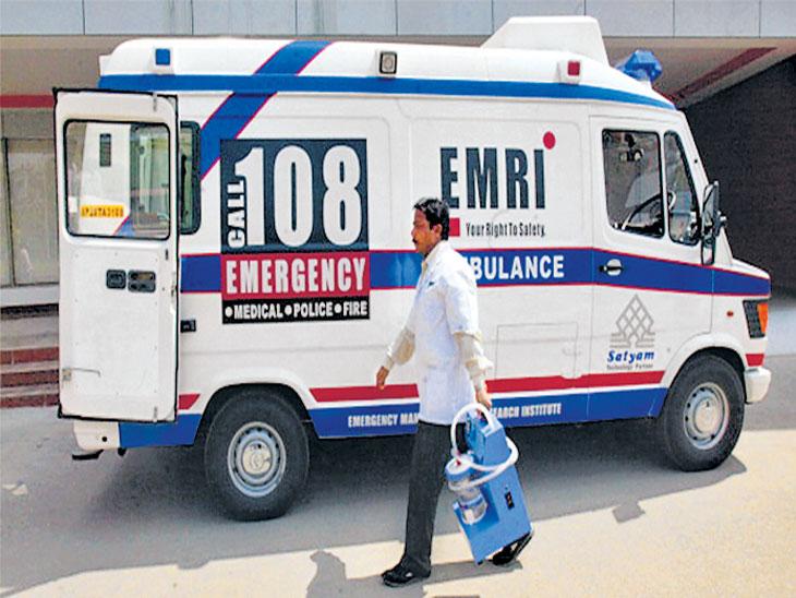 DvM Special : २०१४ पासून लाेकांसाठी जीवनदायीनी ठरली १०८ रुग्णवाहिका; आतापर्यंत ४२ लाख रुग्णांना मिळाले जीवदान|पुणे,Pune - Divya Marathi
