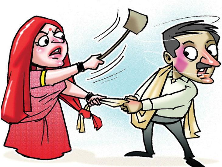 पती भांडण करत नाही, त्याच्या अतिप्रेमामुळे जीव गुदमरतो; म्हणून घटस्फोट मागण्यासाठी कोर्टात गेली पत्नी| - Divya Marathi