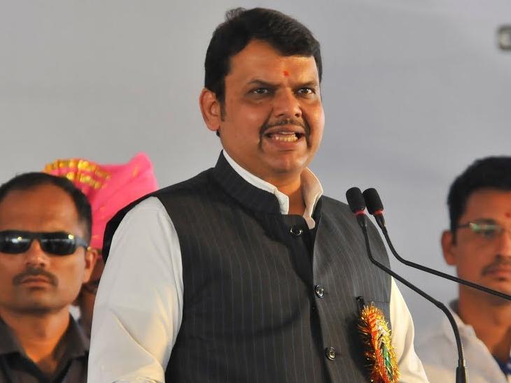 बीडमध्ये मुख्यमंत्र्यांचा धनंजय मुंडेंवर निशाना, म्हणाले- 'तुमच्यासाठी आमचे आमदार सुरेश धसच पुरेसे आहेत...'| - Divya Marathi
