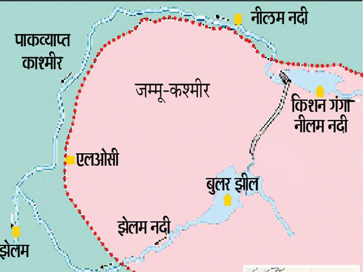 भास्कर एक्सक्लुझिव्ह : व्याप्त काश्मिरात पाक लष्कर भारताशी युद्धाच्या तयारीत; पीओकेच्या दाना सेक्टरसह सर्व भागात पाकचे ब्रिगेडही तैनात| - Divya Marathi
