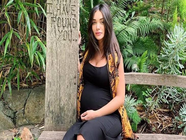 अभिनेत्री एमी जॅक्सनने दिली जेंडर रिव्हील पार्टी, सांगितले कोण असणार तिचे बाळ, मुलगा की मुलगी...  | - Divya Marathi