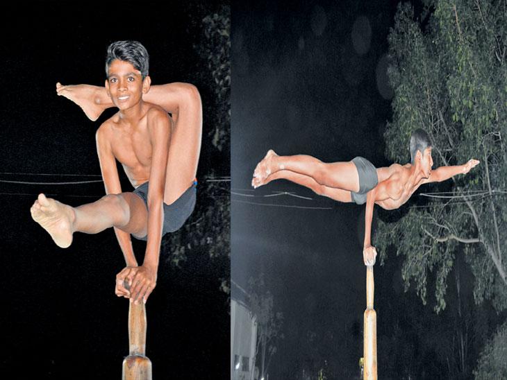 देशात होणार ऑलिम्पिकच्या धर्तीवर मल्लखांबाची माेठी स्पर्धा| - Divya Marathi