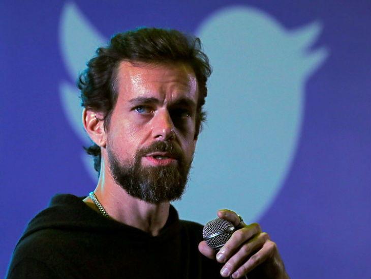 Hacked! ट्विटरच्या सीईओंचेच ट्विटर अकाउंट झाले हॅक, हॅकर्सने केले आक्षेपार्ह ट्विट्स  - Divya Marathi