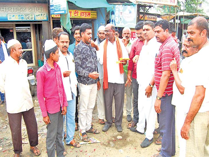 DvM Special : अब्दुल सत्तारांच्या प्रवेशाने एका दिवसात शिवसेना भाजपच्या बरोबरीत  - Divya Marathi