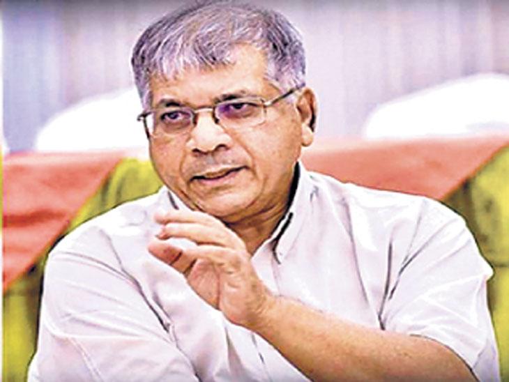 पुढचा विरोधी पक्षनेता नव्हे, तर पुढचा मुख्यमंत्री वंचित आघाडीचाच ; प्रकाश आंबेडकरांचा दावा| - Divya Marathi