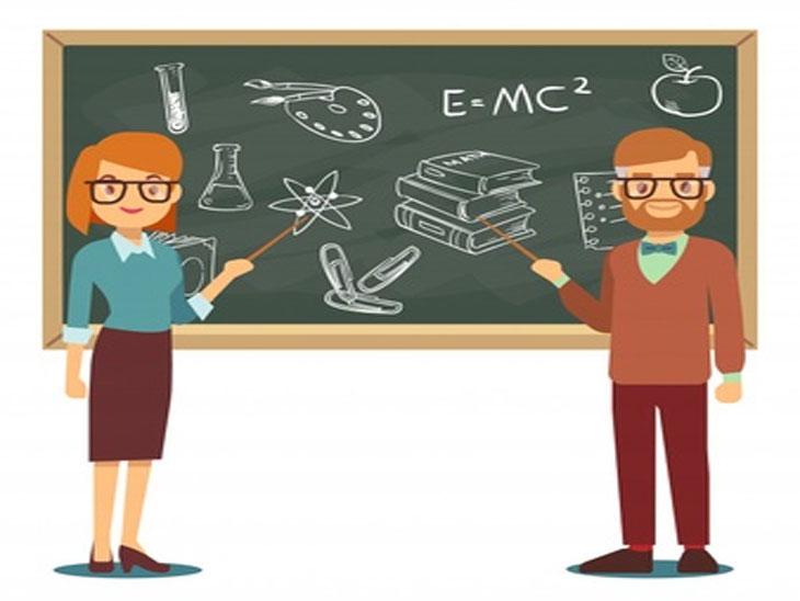 डाटा स्टोरी : पाच वर्षांत ८२ हजार शिक्षक घटले, ५ लाख शिक्षकांच्या जागा रिक्त|ओरिजनल,DvM Originals - Divya Marathi