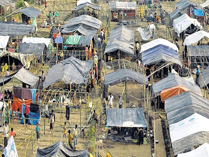 रोहिंग्यांच्या छावण्यांतील दोन मदत संस्थांवर बांगलादेशने घातली बंदी  - Divya Marathi