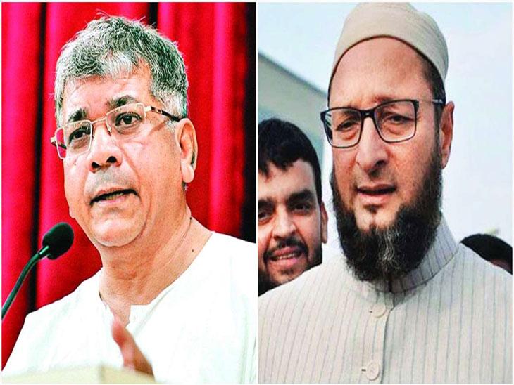 MahaElection:  ८७% मुस्लिम काँग्रेसमागे; आघाडी तुटल्याचा 'एमआयएम'ला फटका?| - Divya Marathi