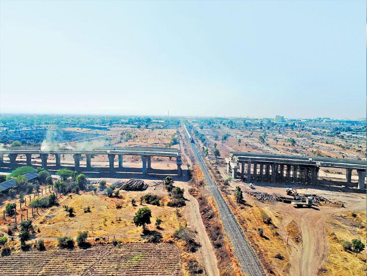 २.१३ कोटींसाठी रखडला रेल्वे ओव्हरब्रिज, मोदींच्या दौऱ्याने शासनाला जाग|औरंगाबाद,Aurangabad - Divya Marathi