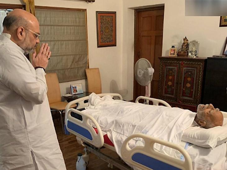 ज्येष्ठ वकील, कायदेतज्ज्ञ राम जेठमलानी अनंतात विलीन, अरविंद केजरीवालांसह अनेक नेत्यांनी दिला अखेरचा निरोप|देश,National - Divya Marathi