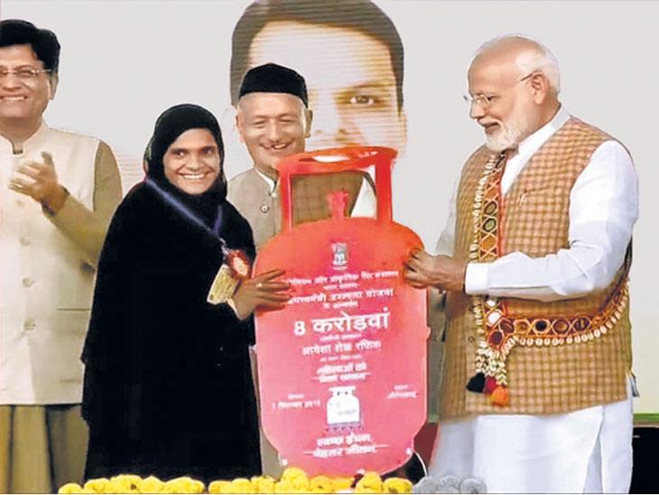 पंतप्रधान मोदी यांचा मराठवाड्याला दिलासा: 'जल जीवन मिशन'साठी देशभरात ३.५ लाख कोटी  खर्च करणार औरंगाबाद,Aurangabad - Divya Marathi