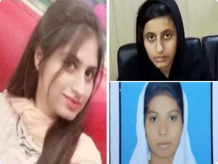 पाकिस्तानात एका ख्रिश्चन मुलीचे बळजबरीने केले धर्मांतर; मागील दोन आठवड्यातील तिसरी घटना| - Divya Marathi