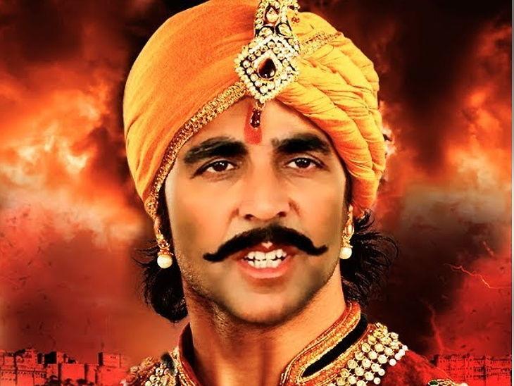 अक्षयने केली घोषणा, म्हणाला, - 'मीच साकारणार पृथ्वीराज चौहान यांची भूमिका', चित्रपटासाठी संजय दत्तचीदेखील झाली निवड| - Divya Marathi