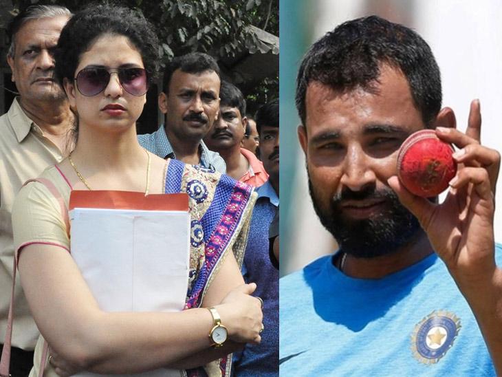 मोहंमद शमीला न्यायालयाकडून दिलासा, अटकेवर स्थगिती; पत्नीने लावले घरगुती हिंसाचाराचे आरोप  - Divya Marathi