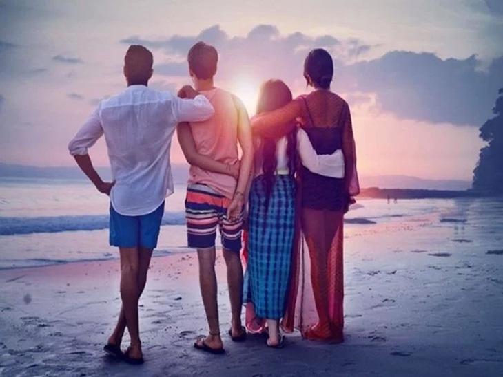 'द स्काय इज पिंक' चित्रपटाचा ट्रेलर रिलीज, जबरदस्त दिसत आहे प्रियांका चोप्रा आणि फरहान अख्तरची केमिस्ट्री  - Divya Marathi