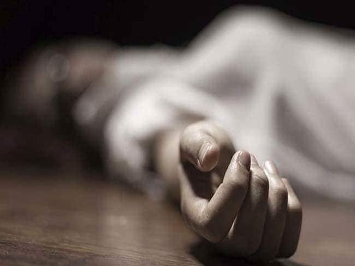 चारित्र्यावर संशय घेत पत्नीचा खून करून पतीने घेतले विष|बीड,Beed - Divya Marathi