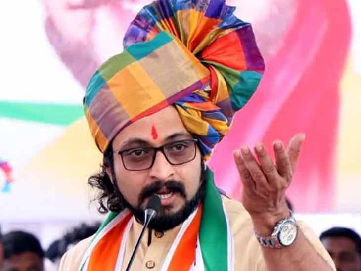 जुलमी सत्तेच्या विरोधात केलं जातं ते बंड असतं, पण सत्तेच्या गोटात जाण्यासाठी होते ती फक्त फितुरी असते- अमोल कोल्हे|देश,National - Divya Marathi