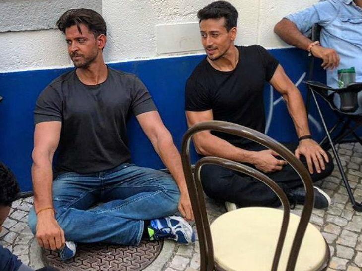 'वॉर' चित्रपटाचा दिग्दर्शक सिद्धार्थने केले टायगरचे कौतुक, म्हणाला - '2:30 मिनिटांचा अॅक्शन सीन एका शॉटमध्ये पूर्ण केला'  - Divya Marathi