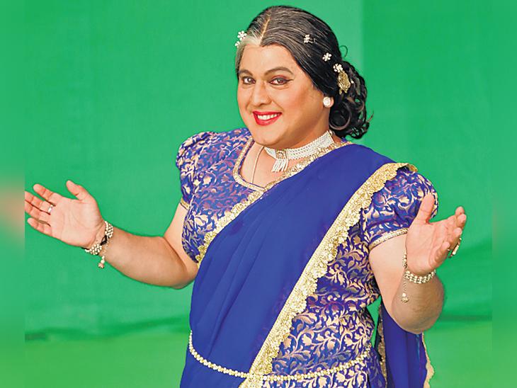 अभिनेता अली असगर साकारणार आईची भूमिका टीव्ही,TV - Divya Marathi