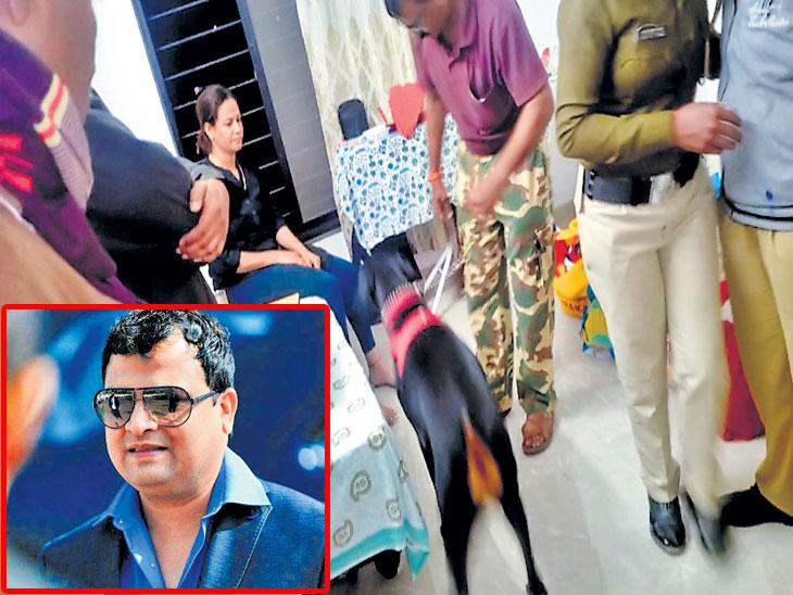 औरंगाबाद : जांघेत चाकू खुपसून पत्नीने केला उद्योजकाचा खून; पती रक्ताच्या थारोळ्यात, ती पुरावे नष्ट करण्यात गुंग औरंगाबाद,Aurangabad - Divya Marathi
