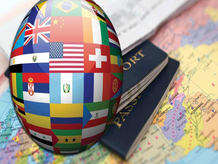 परदेशात स्थायिक होण्यात भारतीय अग्रेसर, जगभरात १.७५ कोटी लोक स्थलांतरित  - Divya Marathi