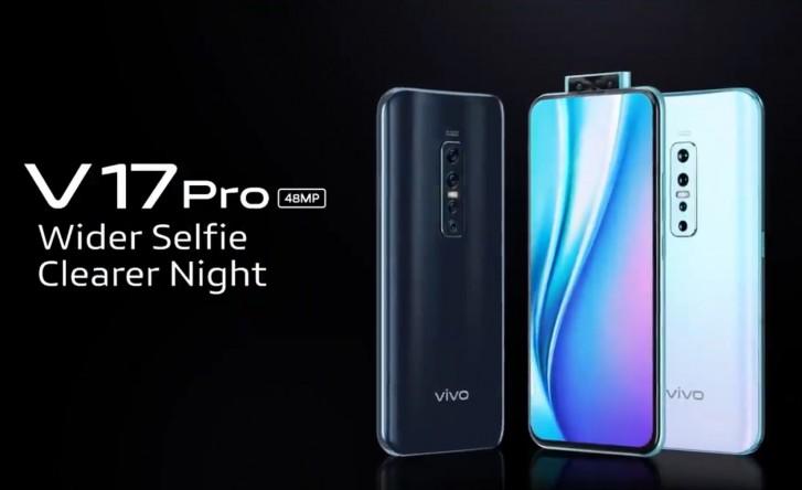 डुअल पॉप-अप सेल्फी कॅमेरा असलेला जगातील पहिला स्मार्टफोन व्हिव्हो V17 प्रो लॉन्च, किमंत फक्त 29,990 रुपये| - Divya Marathi