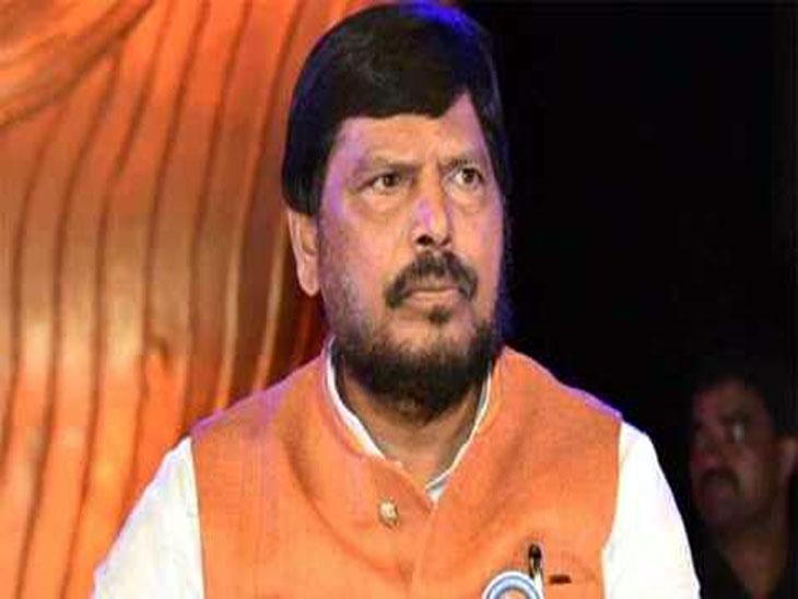 माजी आमदार अनिल गोंडाने यांच्या निधनाने विदर्भातील संघर्षशील पँथर हरपला - केंद्रिय राज्यमंत्री रामदास आठवले|मुंबई,Mumbai - Divya Marathi