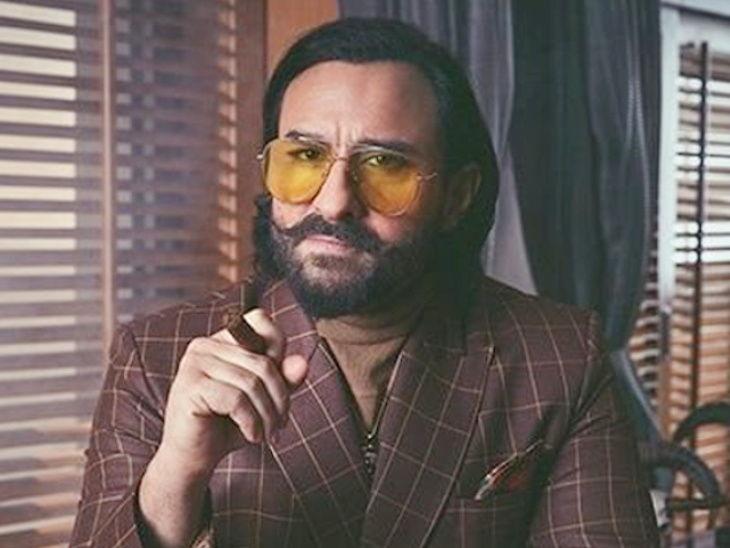 यशराज फिल्म्सला झटका, फ्लोअरवर येण्यापूर्वीच सैफ अली खानने सोडला चित्रपट 'बंटी और बबली 2'  - Divya Marathi